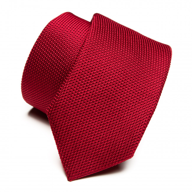Cravate en étamine de soie